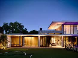 stunning modern home with unique details design milk