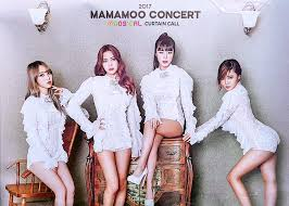 Curtain Call Album Mamamoo Curtain Call Individual Poster Album On Imgur