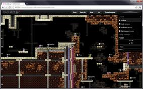 platform game with level editor impact html5 canvas javascript game engine