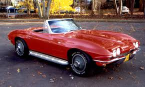1964 stingray corvette convertible corvette for sale