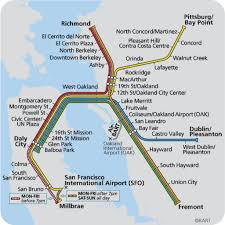 Dublin Bart Map Timely Trains Better Prediction For Bart Train Departures Uc