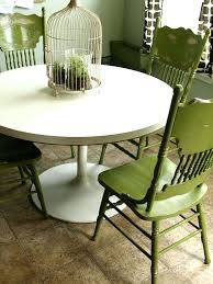 Painted Kitchen Table And Chairs by Dining Table Cottage Style Green Bathrooms Green Dining Room