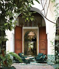 moroccan houses an exclusive tour of a french iconoclast u0027s moroccan getaway wsj