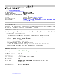 cv format for mca freshers pdf to excel professional resume format for freshers pdf new resume format for