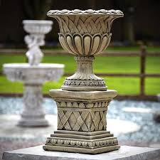 planters outstanding planter urns planter urns large outdoor