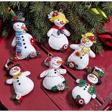 100 seasonal home decorations bucilla seasonal felt bucilla seasonal felt ornament kits walmart com