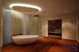 sauna im badezimmer designsauna fechner klima sauna