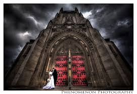 wedding photographers pittsburgh pittsburgh wedding photographer hdr heinz church phenomenon