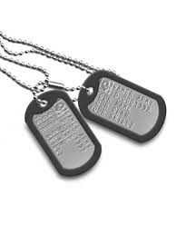 custom dog tag necklace the noobstore gamer army custom dog tags