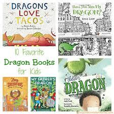 favorite dragon books kids inspiration laboratories