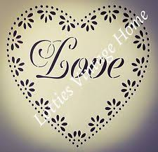 7 best love heart stencils images on pinterest stencils bird
