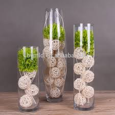 Cylinder Clear Glass Vases Tall Cylinder Glass Vase Tall Cylinder Glass Vase Suppliers And