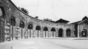 architektur rosenheim bund deutscher architekten ausstellungshalle alter bahnhof