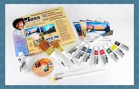 bob ross painting kits