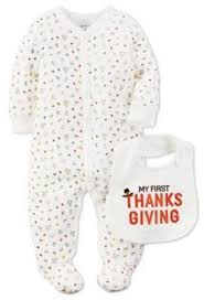 new baby s thanksgiving turkey pajamas hat size 3