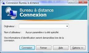 activer bureau à distance bureau à distance windows 10