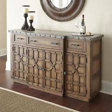 Metal Sideboard Buffet by Metal Sideboards And Buffets Ebay