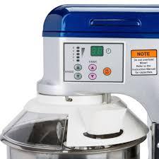 vollrath 40755 7 qt commercial countertop mixer with guard 1 3 hp