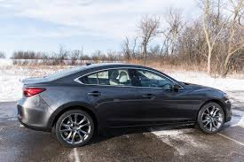 mazda 6 review review 2017 mazda6 grand touring 95 octane