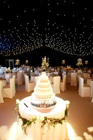 Black Gold Wedding Decorations Winter Wedding Sky Light Decor Table Design And Marquee Design
