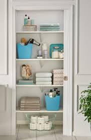 Bathroom Cabinet Shelf by Best 10 Bathroom Closet Organization Ideas On Pinterest