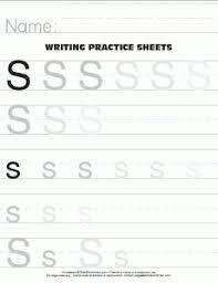 print handwriting practice custom worksheets type own worksheet