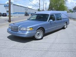 hearse for sale 1996 lincoln town car hearse hearses for sale