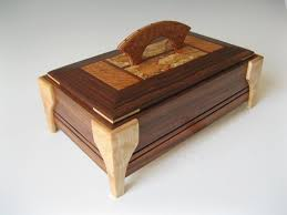 personalized keepsake personalized keepsake box made of wood with decorative handle on