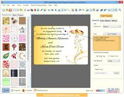 photo card maker wedding card maker software design and print invitation cards utility