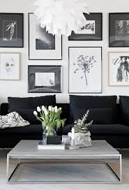 Black Sofa Interior Design by Best 20 Sofa Styling Ideas On Pinterest Gray Couch Decor Sofa