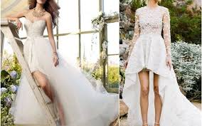 high low wedding dress 50 best high low wedding dresses hi miss puff