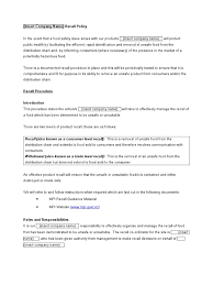 100 company health and safety policy template oakpark