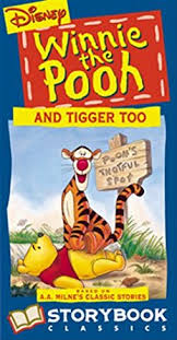 images of tigger from winnie the pooh winnie the pooh and tigger vhs sebastian cabot