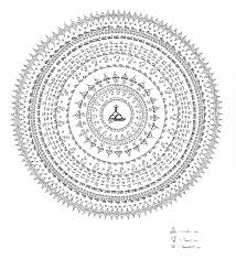 om mandala coloring pages 21 images of om mandala template gieday com