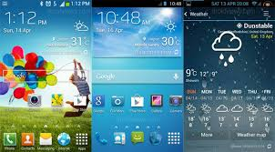 accuweather android app galaxy s4 launcher and accuweather widget for all android devices
