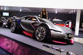 citroen sports car citroen survolt concept the future eco friendly sportscar
