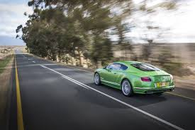 geneva 2015 refreshed bentley continental new style and technology for the bentley continental gt