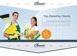 cleanco best wordpress theme for cleaning companies