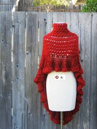 Handmade Poncho - we got ready with crochet poncho pattern check out