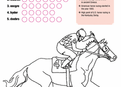 horse coloring pages u0026 printables education