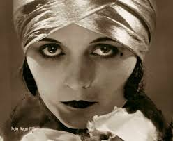 1925 flapper makeup advice pola negri