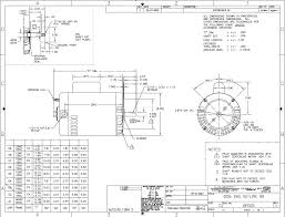 b124 century 2 hp centurion 1081 spa motor 230 vac 3450 rpm
