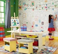 Kid Room Wallpaper by Kids Room Ideas Drawing Sun Wall Paper For Kids Rooms