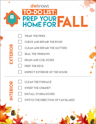 things you need for house 11 things you need to do to prepare your home for fall
