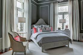 to make a small bedroom look more luxurious