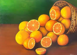 pinturas frutas y vegetales