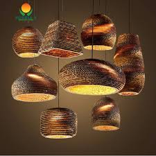 Lamp Shades Diy Paper Pendant Light Popular Buy Lots Lantern Lamp Shade Diy Shades