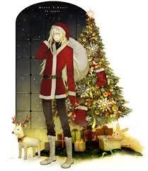 Anime Christmas Tree Ornaments Memipong Image 916552 Zerochan Anime Image Board
