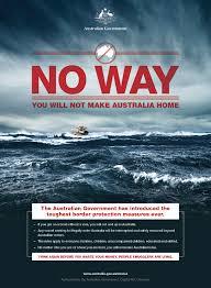 Seeking Australia Australian Govt Warns Asylum Seekers Against Illegal
