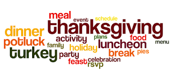 top thanksgiving survey terms curiosity at work